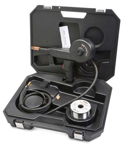 lincoln magnum 100sg spool gun kit k2532 1. Black Bedroom Furniture Sets. Home Design Ideas
