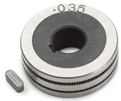 Drive Roller 030 035 045 Serrated With Key Kp3285 1